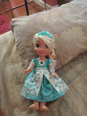 Singing Elsa Doll for Sale in Methuen, NH