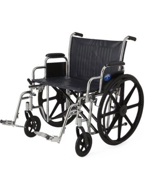 MedLine wide wheelchair. ***FREE***