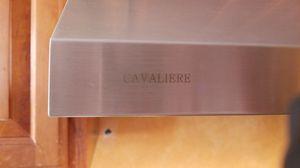 Cavaliere hood vent AirPro 238 professional for Sale in Oak Glen, CA