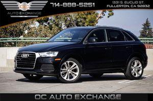 2017 Audi Q3 for Sale in Fullerton, CA