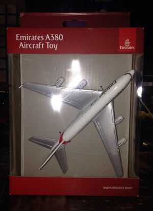 Emirates A380 Aircraft Toy BRAND NEW for Sale for sale  Ontario, CA
