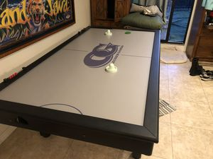 Olhausen pro series air hockey table for Sale in San Diego, CA