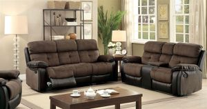 Reclining Sofa & Love Seat for Sale in Las Vegas, NV