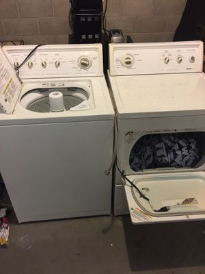 KENMORE WASHER & DRYER | FREE DELIVERY !! | 1 YEAR WARRANTY for Sale in Los Angeles, CA