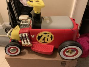Child Mickey Mouse Ride On for Sale in Newark, NJ
