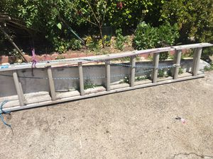 20 Foot Extension Ladder for Sale in San Francisco, CA
