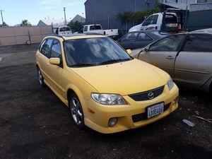 2002 Mazda Protoge5 for parts only for Sale in El Cajon, CA
