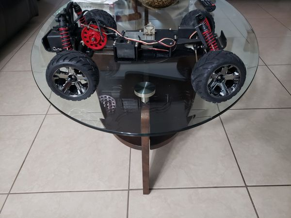 R.C.Roller in good condition new wheels