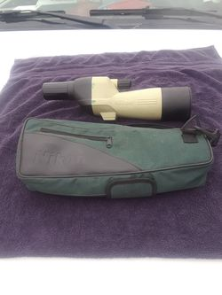 Nikon scope with case for Sale in Denver,  CO