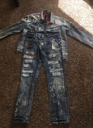ea8dc2c72c64 Jordan Craig jean outfit brand new for Sale in Indianapolis