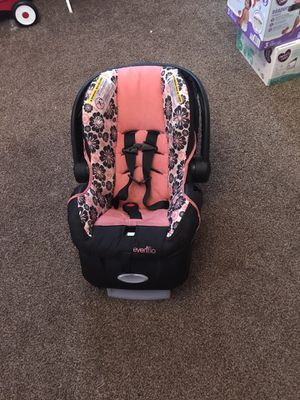 Evenflo car seat for Sale in North Augusta, SC