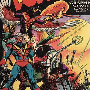 The Futurians #9 Marvel Comics (1983) for Sale in Jurupa Valley, CA