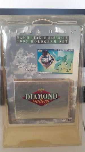 NEW NEVER OOENED 1993 DIAMOND GALLERY BASEBALL HOLOGRAM SET for Sale in Kissimmee, FL