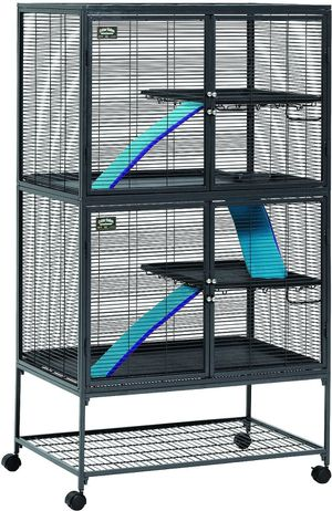 Critter nation double pet cage for Sale in Beaumont, CA