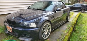 04 BMW M3 for Sale in Portland, OR