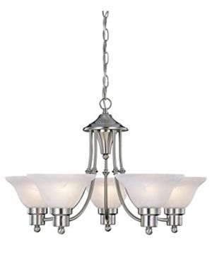 Bristol 5 Light Chandelier, for Sale in Los Angeles, CA