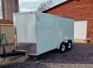2018 Trailer Diamond Enclosed for Sale in Denton, TX