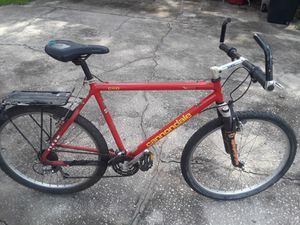"""Cannondale M200 SE bike with Brand new BB, 26"""" tires, 20"""" frame, Cloud 9 saddle - $200 FIRM for Sale in Wesley Chapel, FL"""
