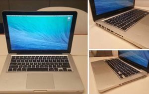 2012 MacBook 500gb hardrive Core I5 filled with tons of recording and video software $450 for Sale in Atlanta, GA