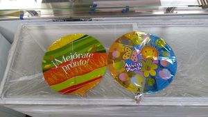 Helium balloons get well soon (Spanish) for Sale in Nashville, TN