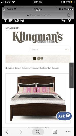 Casana Queen bed Frame for Sale in Deltona, FL