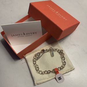 James Avery Forged Link Charm Bracelet for Sale in Austin, TX