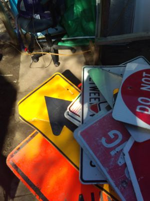 Road signs for Sale in Tulsa, OK