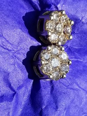 Diamond earrings for Sale in Tampa, FL