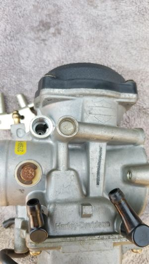 Harley davidson evo carb 99 and later for Sale in West Covina, CA