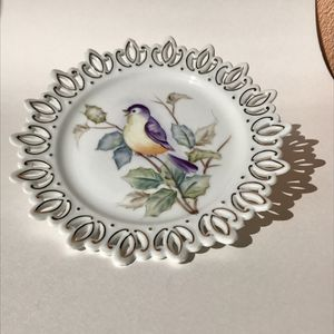 Hand Painted Lefton China Bird Plate for Sale in Irvine, CA