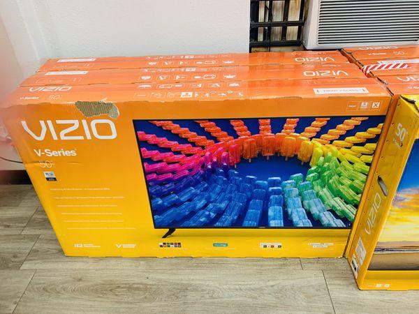Vizio v series 50 inch tv (80 down payment)