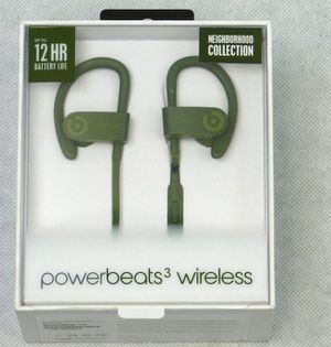 Powerbeats 3 wireless [CASH ONLY/ STILL AVAILABLE] for Sale in Falls Church, VA