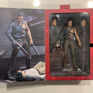 Ash Evil Dead 2 NECA *MINT* Army of Darkness Dead by Dawn Reel Toys for Sale in Lewisville, TX
