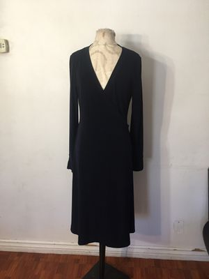 Inc navy blue dress size medium for Sale in Ontario, CA