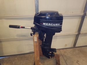 Mercury 8hp outboard motor for Sale in Huntington Beach, CA