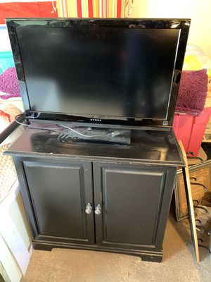 TV and stand for sale for Sale in Melrose Park, IL