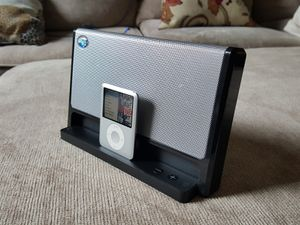 IPod portable speaker docking system. EXCELLENT CONDITION for Sale in Renton, WA