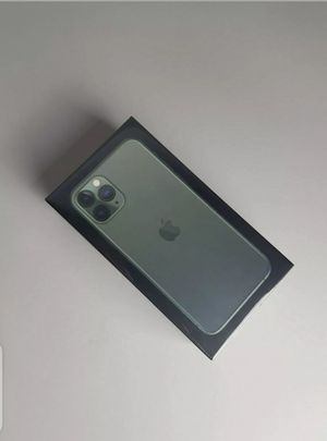 Apple iPhone 11 Pro - 256GB - Midnight Green. Brand New! for Sale in Independence, KS