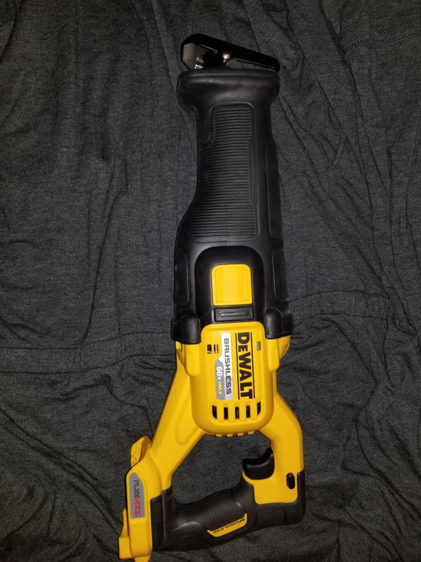 Brand New Dewalt Flexvolt Saw-zaw