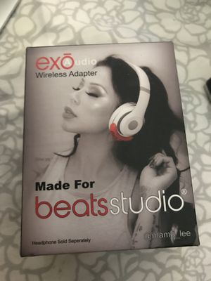 EXO Beats Studio Headphones Bluetooth converter for Sale in Miami, FL