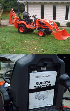 FastSelling 2016 Kubota BX 25D for Sale in St. Louis, MO