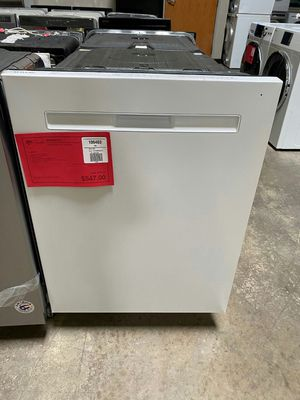 New Maytag White Top Control Dishwasher 1 Year Manufacturer Warranty Included for Sale in Gilbert, AZ