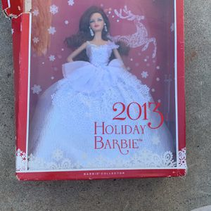 2013 Holiday Barbie for Sale in San Diego, CA