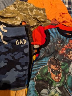 4 & 5T Boys Summer Clothes (Over 35 Pcs) for Sale in Gurnee,  IL