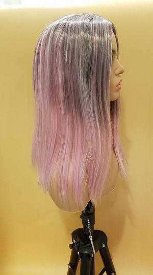 Short Pink Straight Wig for Sale in Hudson, FL