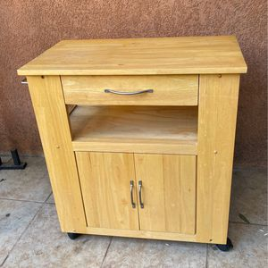 Kitchen Cart, Shelf, Microwave Stand for Sale in Fontana, CA