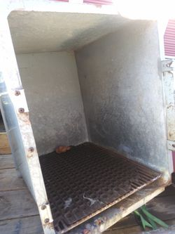 Metal Dog Kennel for Sale in Choctaw,  OK