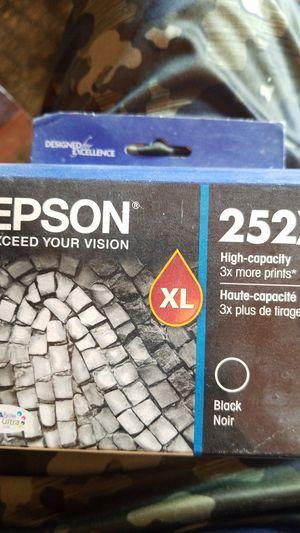 Epson 252xl ink for Sale in Rialto, CA