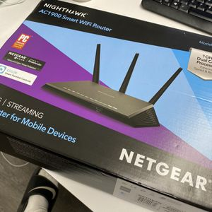 Netgear Nighthawk Smart Wifi Router Ac1900 Wireless Speed Up To 1900 Mbps for Sale in Buena Park, CA