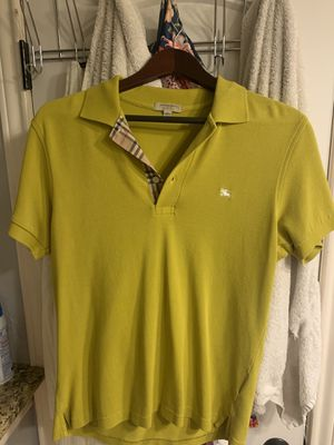 MENS BURBERRY SHIRT for Sale in Dallas, TX